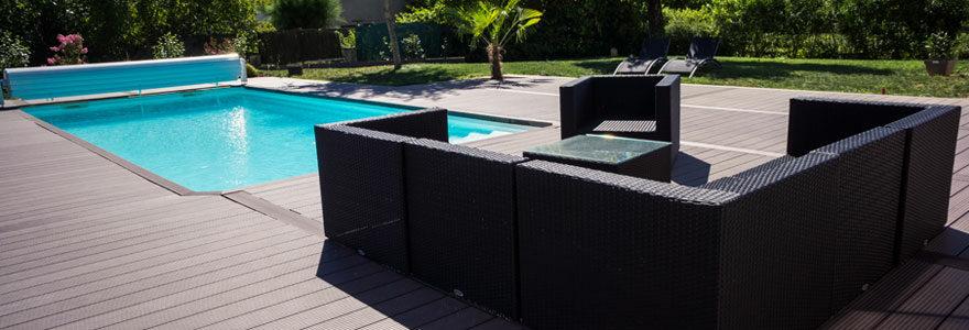 Projet de mini piscine extérieure